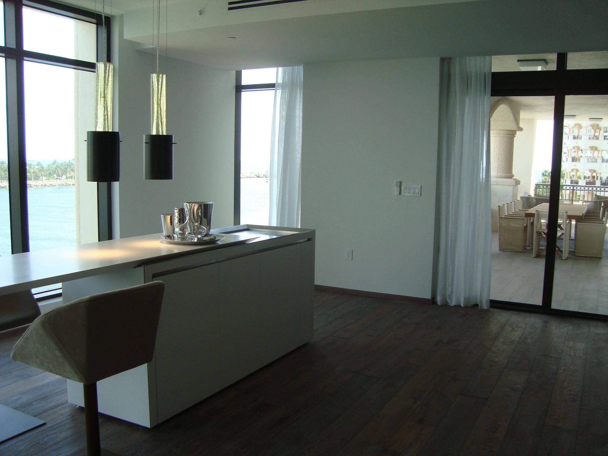 14-Fisher Island Studio